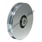 100mm pulley wheel Round rope groove s..
