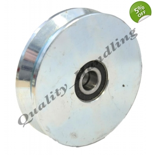 120mm pulley wheel V gr..