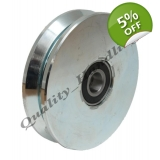 140mm pulley wheel V groove, Double ba..