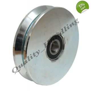 140mm pulley wheel V gr..