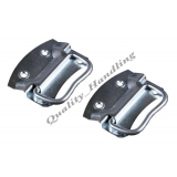 2 - Handle for cases, hinged handle, z..
