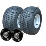 ATV trailer kit, wheels hub and stub a..