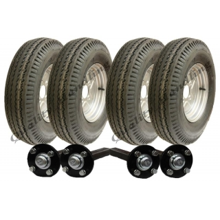twin axle trailer kit 5..