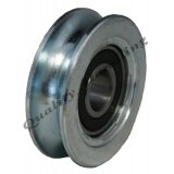 60mm pulley wheel  Round groove