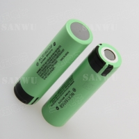 3300mAh 18650 Li-ion battery protected