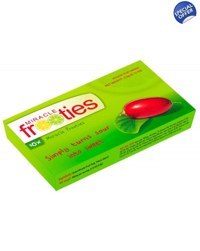 Classic Miracle Fruit Tablets 350 mg