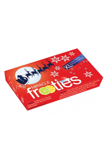 HOLIDAY EDITION MIRACLE FROOTIES 600MG