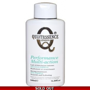 Quintessence® London Performance Multi- Action Illuminating Nourish and Hydrating Body Lotion