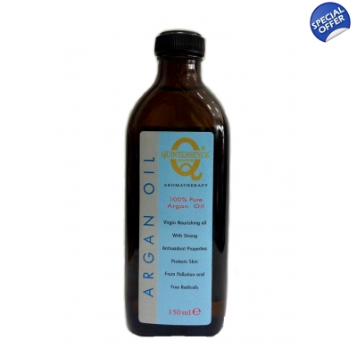 Quintessence® London Aromatherapy Argan Oil 150ml
