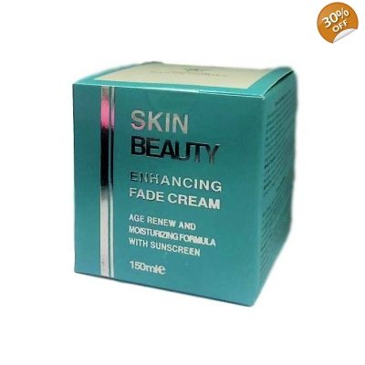 Skin Beauty Unisex Enhancing Face Cream Age Renew Toning Brightening 150ml with Aloe Vera