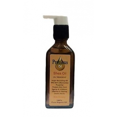 PreciousOil® Shea Oil Treatment Non-Greasy 100% Pure Organic Oil
