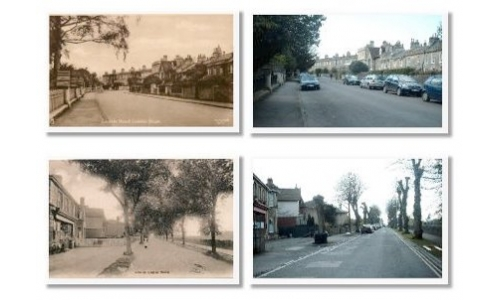 Combe Down Past and Present CD
