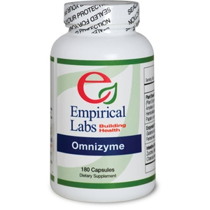 Emperical Labs Omnizyme 180 Count