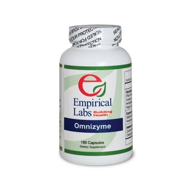 Emperical Labs Omnizyme 180 Count title=