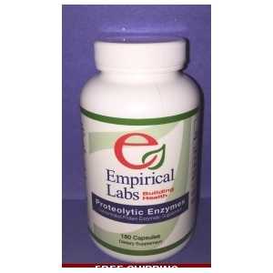 Emperical Labs Proteolytic enzymes 180..