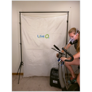 LiveO2 Home Training System With 5 LPM..