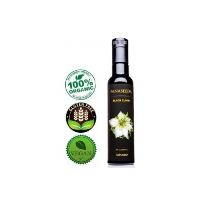 Panaseeda Black Cumin Oil 250ml - Black Seed Oil title=