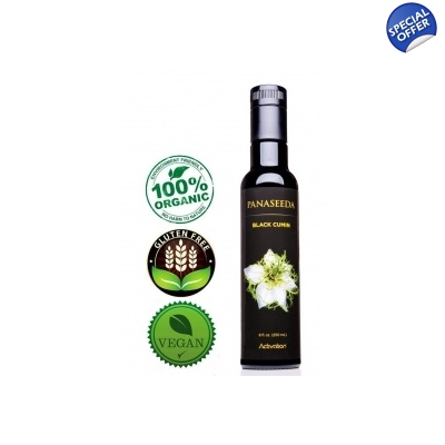 Activation Products Black Cumin Oil 250ml - Black Seed Oil title=