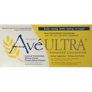 Ave Ultra - Fermented Wheat Germ - on ..