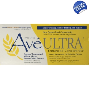 Ave Ultra - Fermented Wheat Germ Ameri..