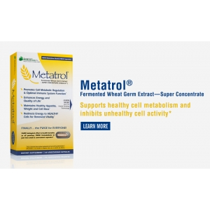 Metatrol American Biosciences Fermented Wheat Germ