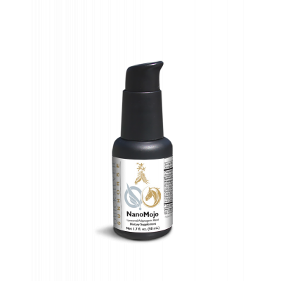 NanoMojo by Quicksilver Scientific Sunhorse Adaptogenic Liposomal title=