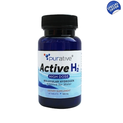 Purative Active H2 Hydrogen Rich Water Tablet title=