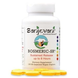 Sanjevani Bosmeric-SR Curcumin 120 Caplets BackOrder April 5th
