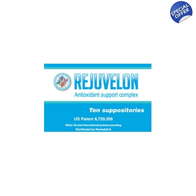 Rejuvelon Suppository Catalyse and SOD By RemedyLink title=