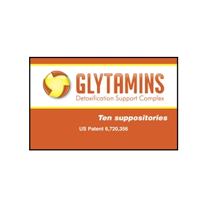 Remedylink Glytamins Suppositories