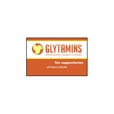 Glytamins Suppositories title=