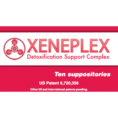Xeneplex Glutathione Coffee Suppository title=