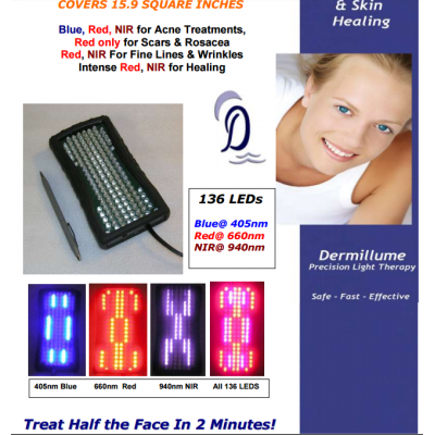 Infrared Light therapy Device Multi Frequency title=