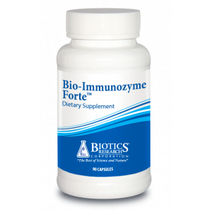 Bio-immunozyme 180 caps by Biotics Res..