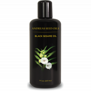 Andreas Black Sesame Seed Oil