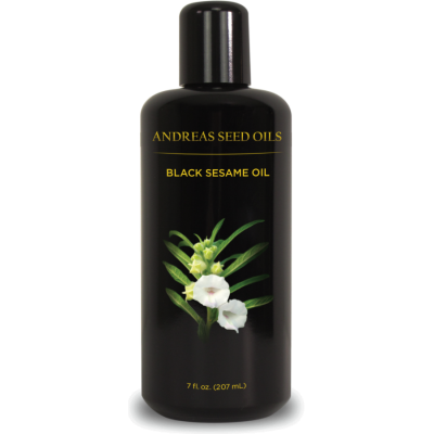 Andreas Black Sesame Seed Oil Panaseeda title=