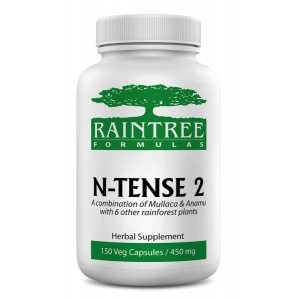 Raintree N-TENSE 2    150 veg caps 450mg