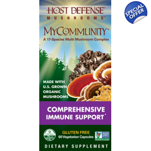 Host Defense MyCommunity 120 Ct 17-Spe..
