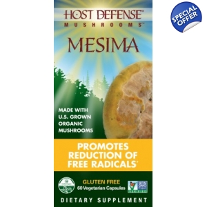 Host Defense Mesima 60 Ct