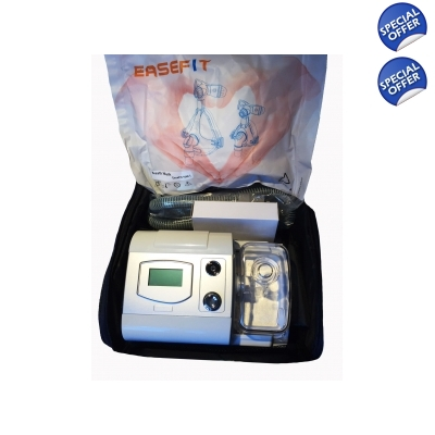Olive CPAP Machine with Accessories OLV-C00 title=