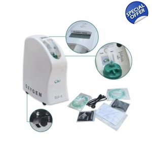 5 LPM  Oxygen Generator Bundle up to 9..