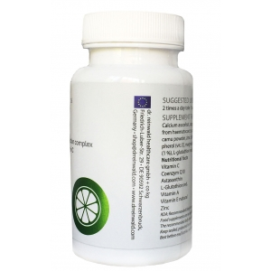 EyeCQ Fat-Soluble Vitamin C and Astaxanthin 60caps 37gr