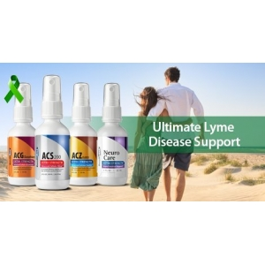 Results RNA Ultimate Lyme Support – 2OZ System
