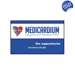 Medicardium Suppositories RemedyLink