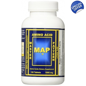 MyAmino MAP Protien 120 Tablets Vegan