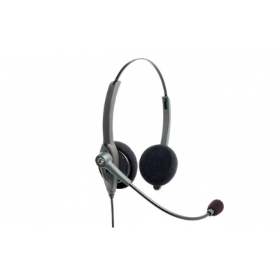 VXI Passport 21V Binaural Headset