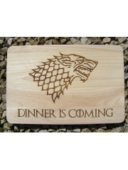 Game of Thrones Chopping Board