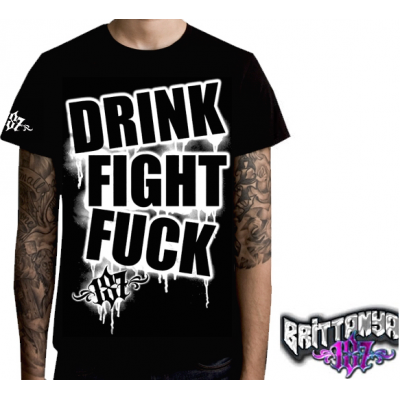 Drink Fuck Fight