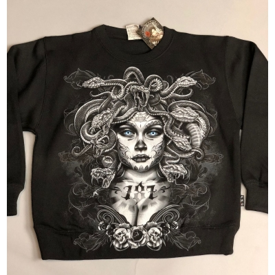 KIDS CREW NECK MEDUSA
