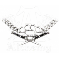 Switchblade Choker Necklace
